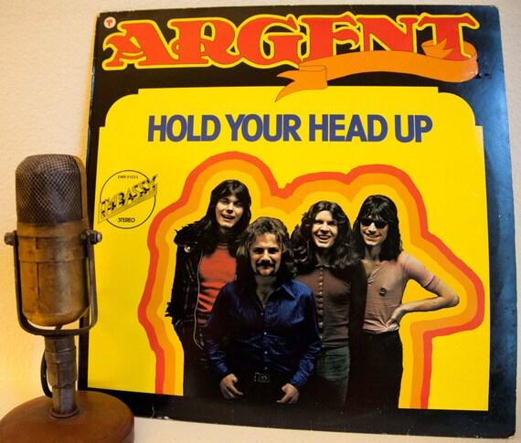 Argent Rod Argent Vintage Vinyl Lp Record Album 1970s