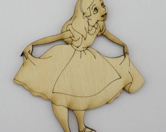 Alice in Wonderland - BAP039