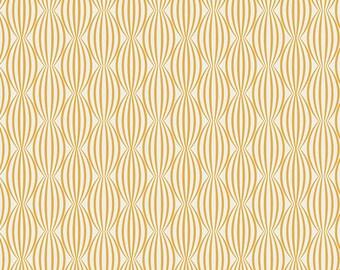 1 yard of Illusion Golden, ESS-2102 from Art Gallery Fabrics.