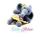 Download Now - CROCHET PATTERN Emmy Elephant PDF 104