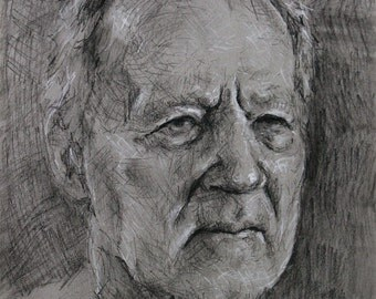 Werner Herzog, Original Drawing
