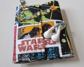 Nerd Herder gadget wallet in Star Wars Comic for iPhone 6, Samsung Galaxy S5, Galaxy Note, digital camera, smartphone, guitar picks