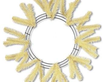 Cream Deco Mesh Work Form (24 Inches) XX748839, Poly Mesh Supplies
