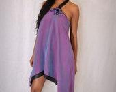 Moonstone dress - purple (Sample Sale!)