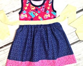 Girls Knit Tank Dress MLP LIMITED Toddler Infant Girls