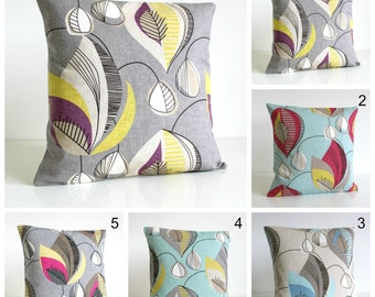 Decorative Cushion Cover, 16x16 Pillow Sham, 16 Inch Pillow Cover - Chandelier