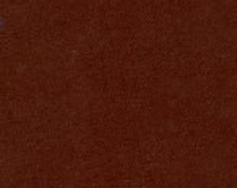 Fabric Finders Chocolate Solid Twill