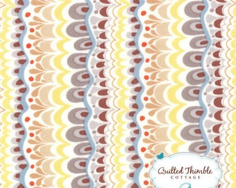 Serenade by Kate Spain - Earth Feathers (27113-13) - 1 Yard