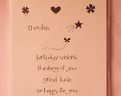 stamping up so happy for you stamp set