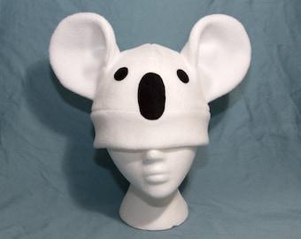 Koala Hat with Face