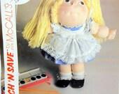 "Doll Clothes Pattern, Fits 16"" Dolls, Sewing Pattern, McCalls 2012 Un Cut Pattern"