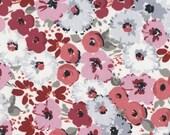 Bouquet in Multi 345 - FLIRT - Dear Stella Design Fabric - 1 Yard