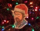 JAWS Hooper Christmas Ornament