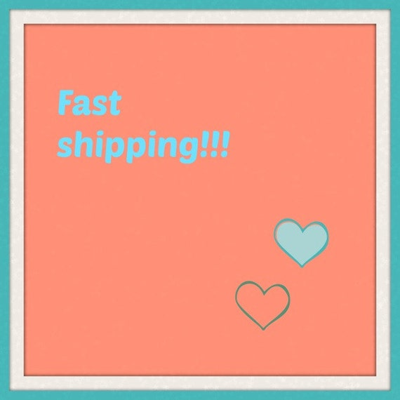 Expedited shipping-Express Delivery BY COLLISSIMO