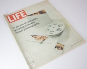 Life Magazine - August 28, 1970 - Retro Advertisements and Articles - 1970s - In the era of sexuality, growing concern of pornography