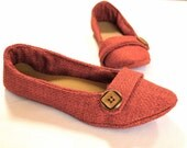 How to Make Shoes Pdf Sewing Pattern  Vegan INSTANT DOWNLOAD Sizes 4- 14 1/2 US