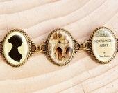 "Jane Austens ""Northanger Abbey"" - Literature Bracelet"