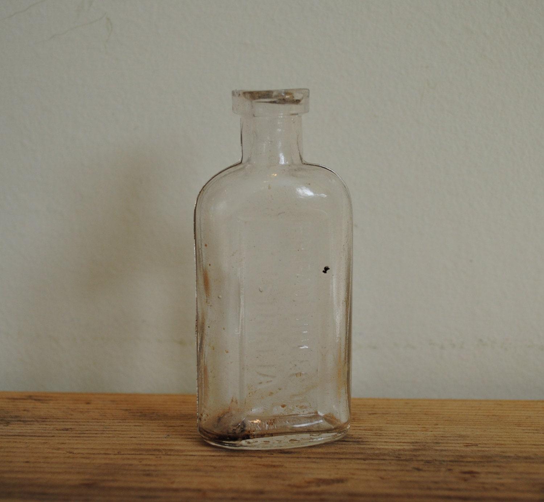 Faulding Glass Bottle