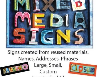 custom signs made
