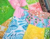 Reversible Patch Work Wrap Around Skirt