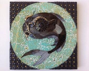 Mosaic Fantasy Fish
