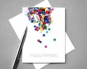 Birthday Card. Printable Birthday Card. Happy Birthday Card. Digital Instant Download. Friend Birthday Card. Birthday Card for Girl.