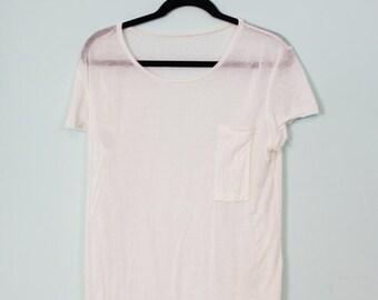 Sheer wool shirt #3