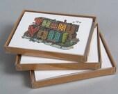 Thank You Card Stationery Set (Set of 5)