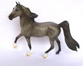 Vintrage BREYER REEVES Dappled Grey horse