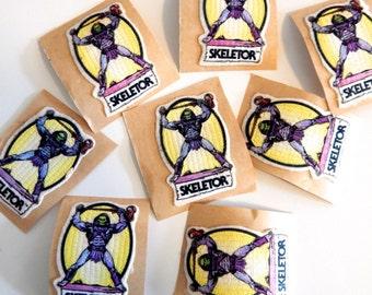 1980s Skeletor Patch
