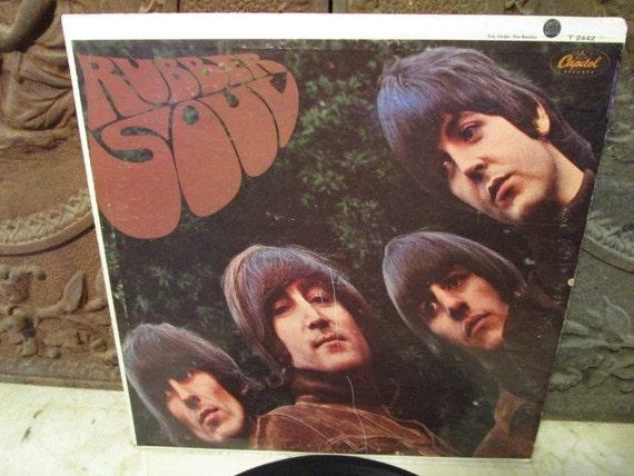 Vintage Beatles Album 83