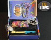 loom DIY kit monster tail kit 600 rubber bands
