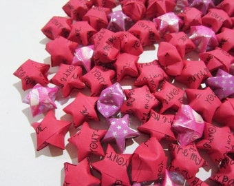 SALE 115 You're my BAE Origami Stars
