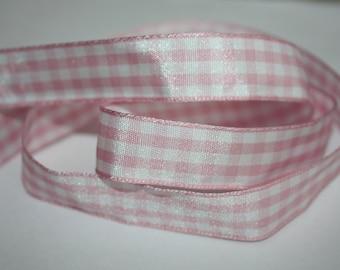 5 Yards = 4.57 Meters of Elegante Satin Ribbon Tape - bra straps - bra making - gift wrapping