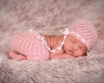 Newborn Photo Prop Pattern - Baby Pants Crochet Pattern - Newborn Girl Crochet Pattern - Baby Girl Crochet Pattern - Baby Prop Pattern