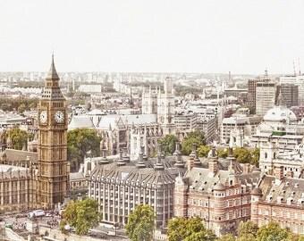 London photography, Big Ben photography - New Day London 8x10