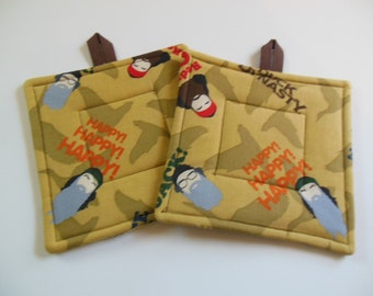 Duck Dynasty Pair of Potholders