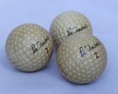 Lee Trevino Golf Balls Vintage 70s