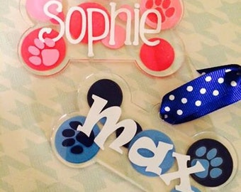 Personalized Doggie Ornies!!
