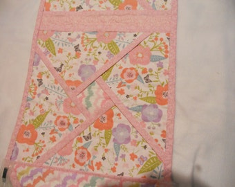 Table Runner in Spring Colors