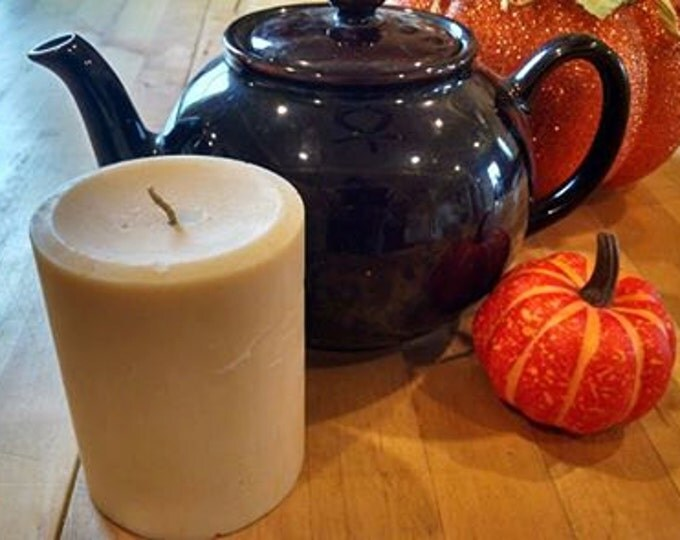 Organic Orange Chai Soywax Candle