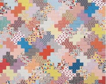 Gypsy wife pattern booklet by jen kingwell by for Thread pool design pattern