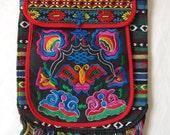 SALE - Chinese Tribal Bag (bat yeah)