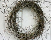 Wild Birch Wreath Bases, ...