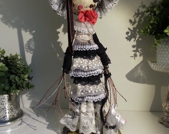 Art Doll - Miss Bonnie Sue