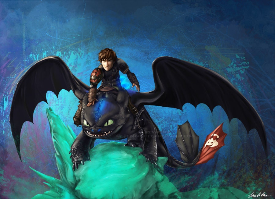 how to train your dragon 3 alpha