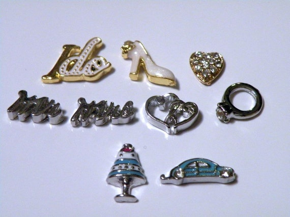 wedding floating charms for origami owl living locket buy