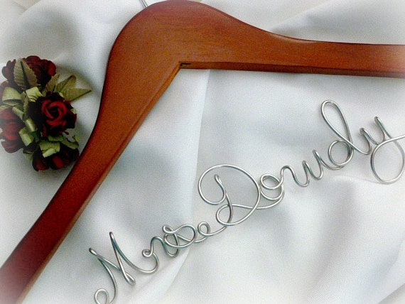 Future Sister In Law Gift, Personalized Name Hanger