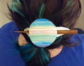 Saturn Hair Ornament/Shaw...
