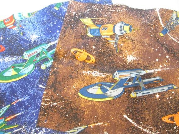 Vintage space fabric for Vintage space fabric